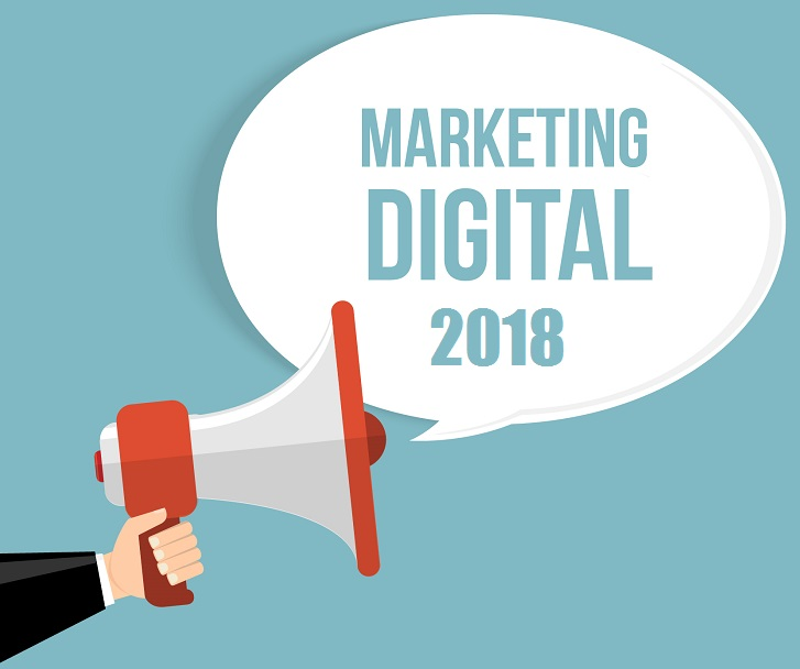 Marketing Digital 2018
